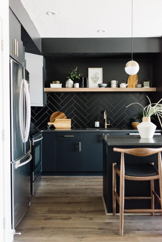 Enkelt DIY köksskåp