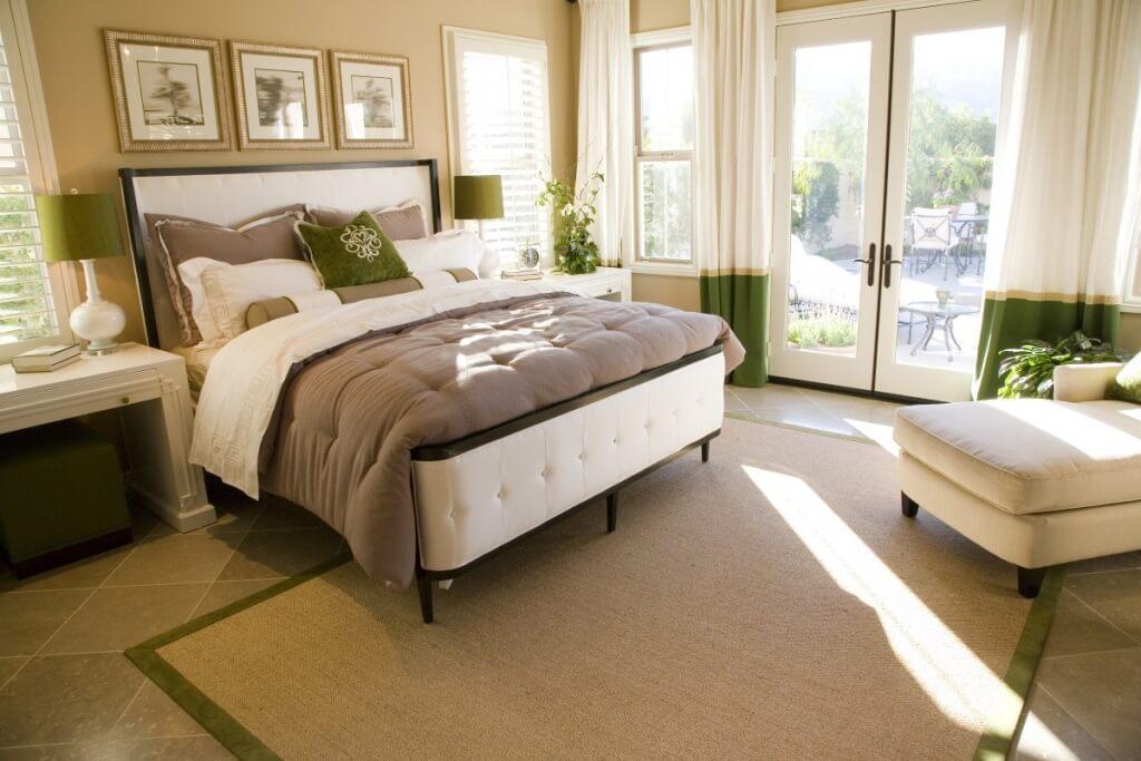 Finaste moderna sovrum