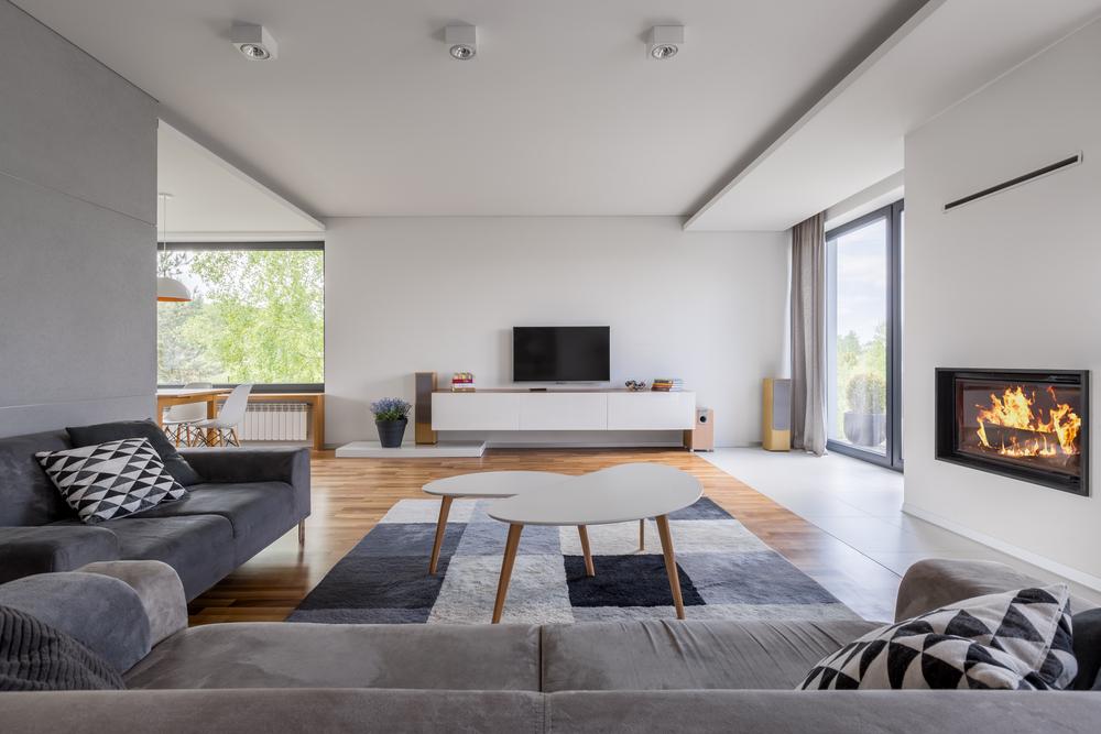 TV-stativ för vardagsrum
