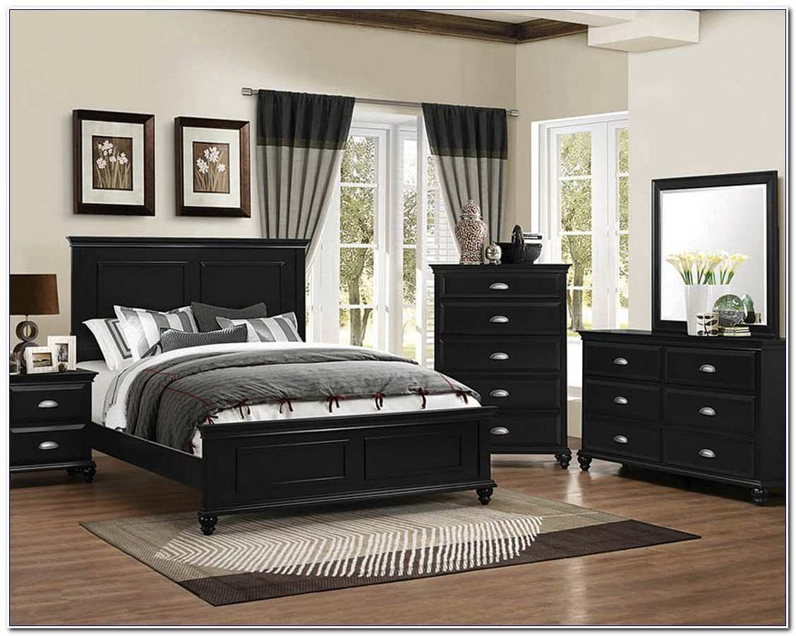 Modernt klassiskt elegant sovrum