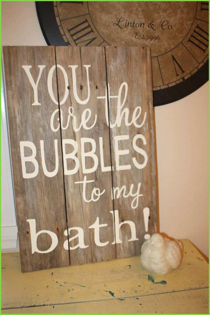 Söta badrumsskylt