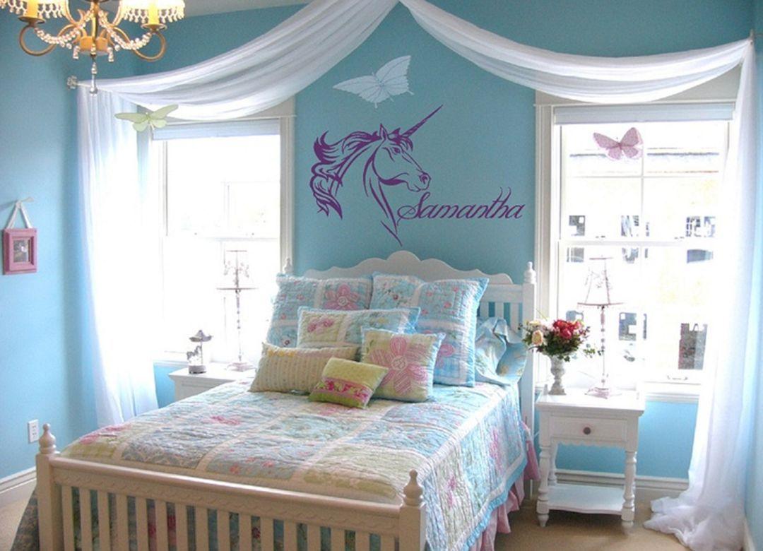 Vackra prinsessan sovrum