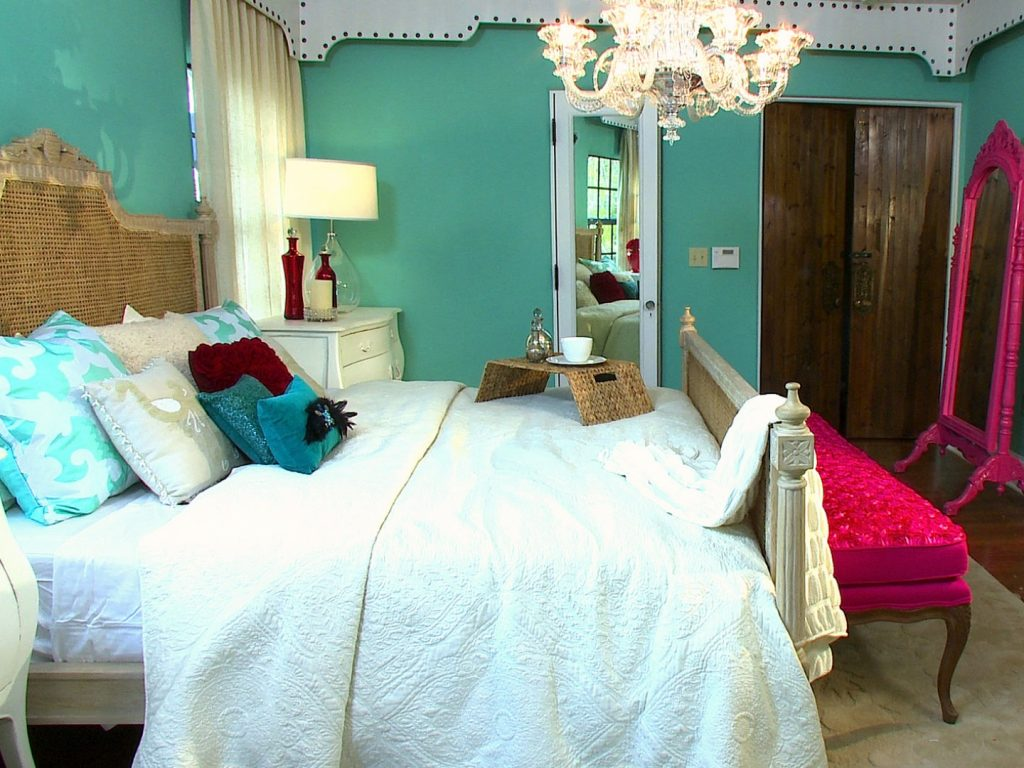 Fancy prinsessa sovrum