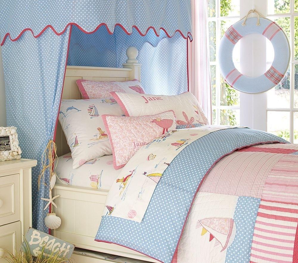 Princess Nautical Bedroom