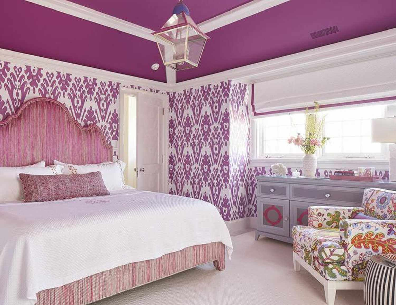 Förförisk prinsessa sovrum