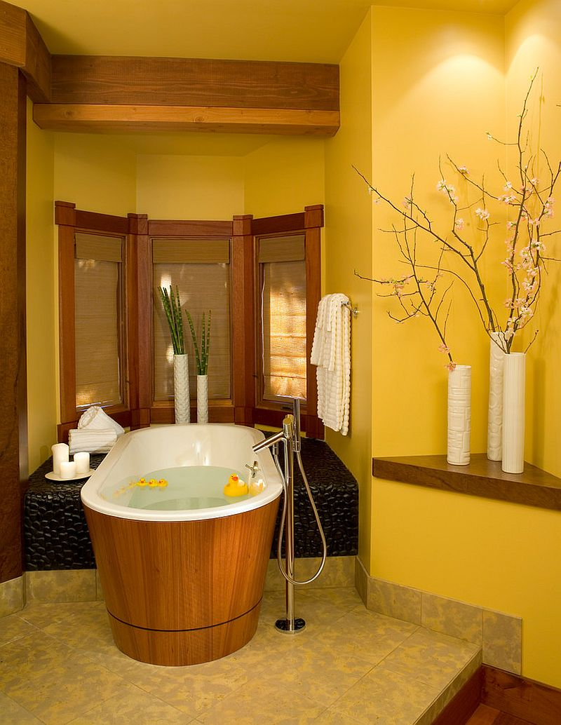 Fantastiskt elegant badrum