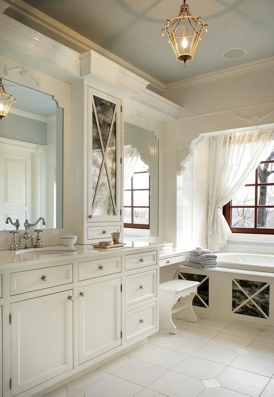Rent elegant badrum