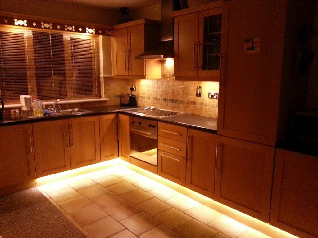 Starlight kök LED-belysning