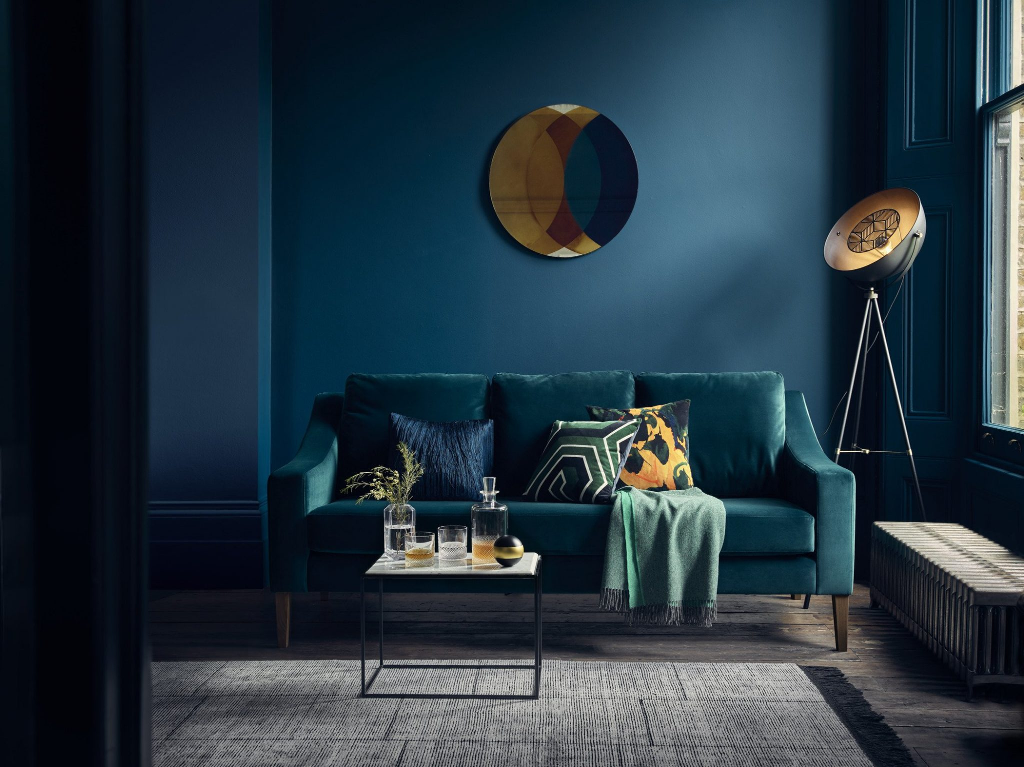 Personlig Teal Space-modell