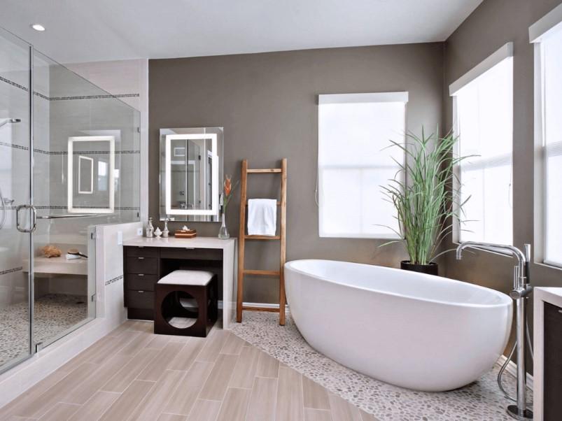 15 Idéer för badrumsplattor 2020 (kolla in dessa) 4