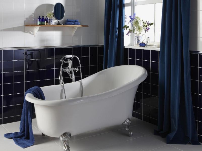 15 Idéer för badrumsplattor 2020 (kolla in dessa) 7