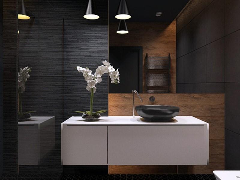 15 Idéer för badrumsplattor 2020 (kolla in dessa) 3