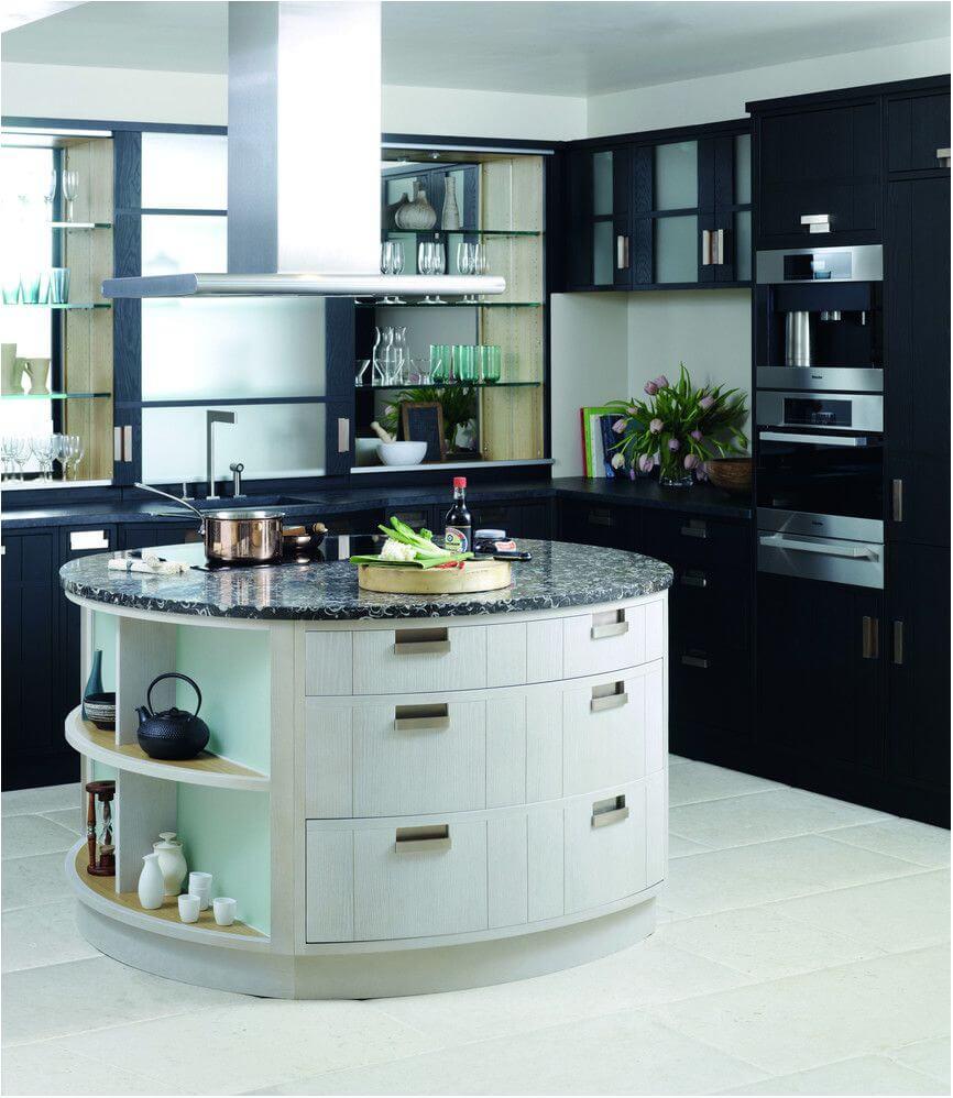 Snyggt köksskåp redesign
