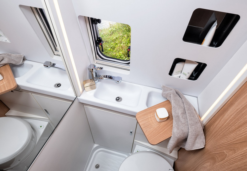 Coolt RV-badrum