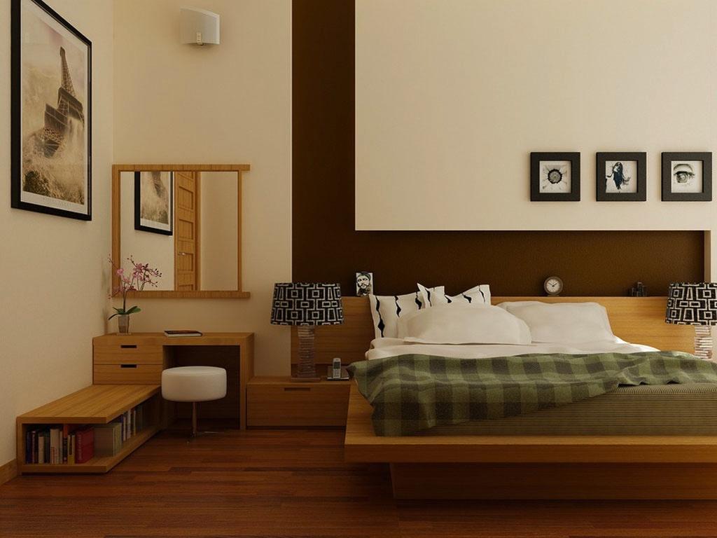 Zen samtida sovrum