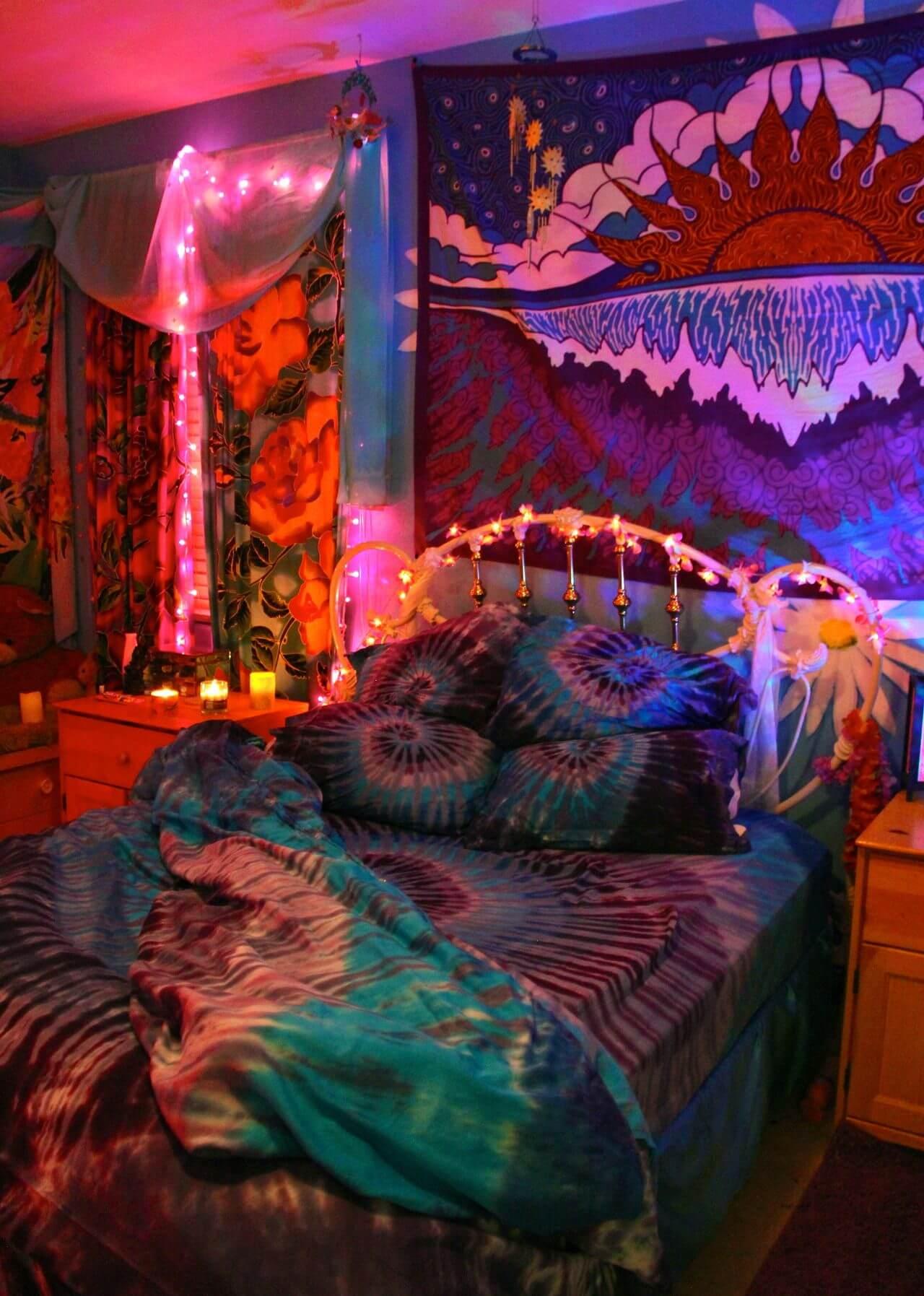 Mystiskt hippiesovrum
