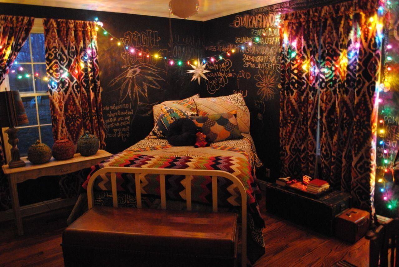 Fantastiskt hippiesovrum