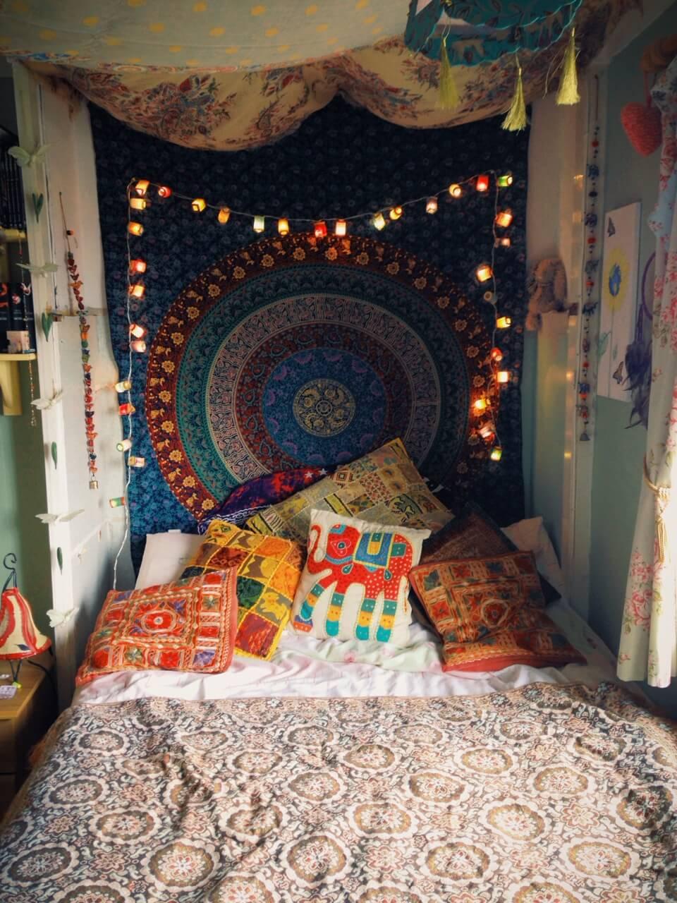 Mjukt hippiesovrum