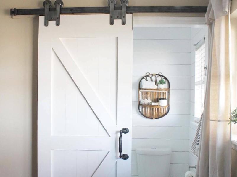 45 idéer för ett badrum i bondgården 2020 (med naturliga detaljer) 4