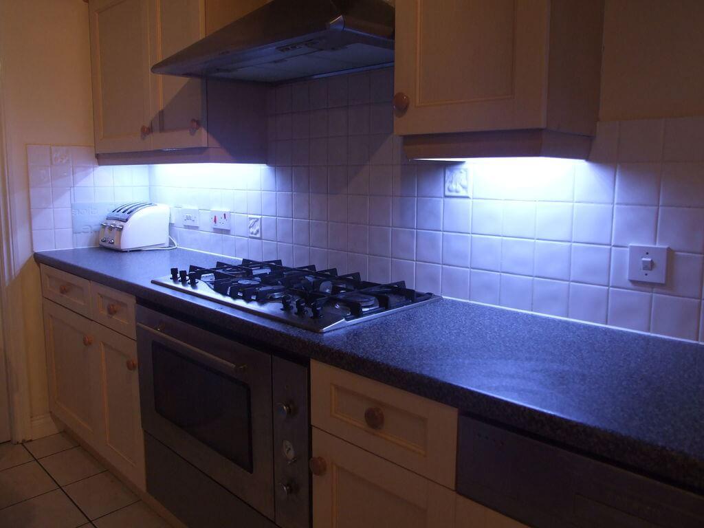 Graded Kitchen LED-belysning