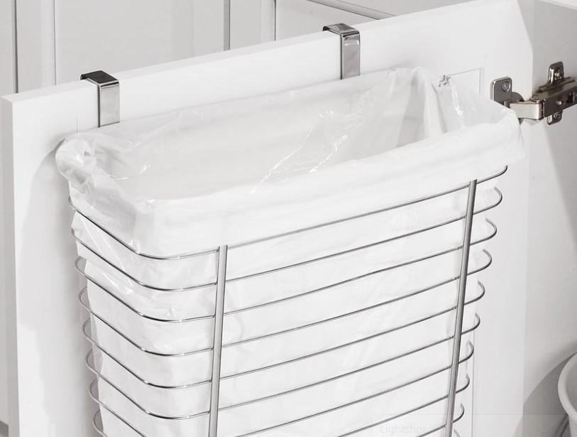 Papperskorgen för badrumsskåpidéer
