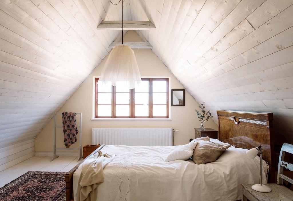 Varmt sovrum