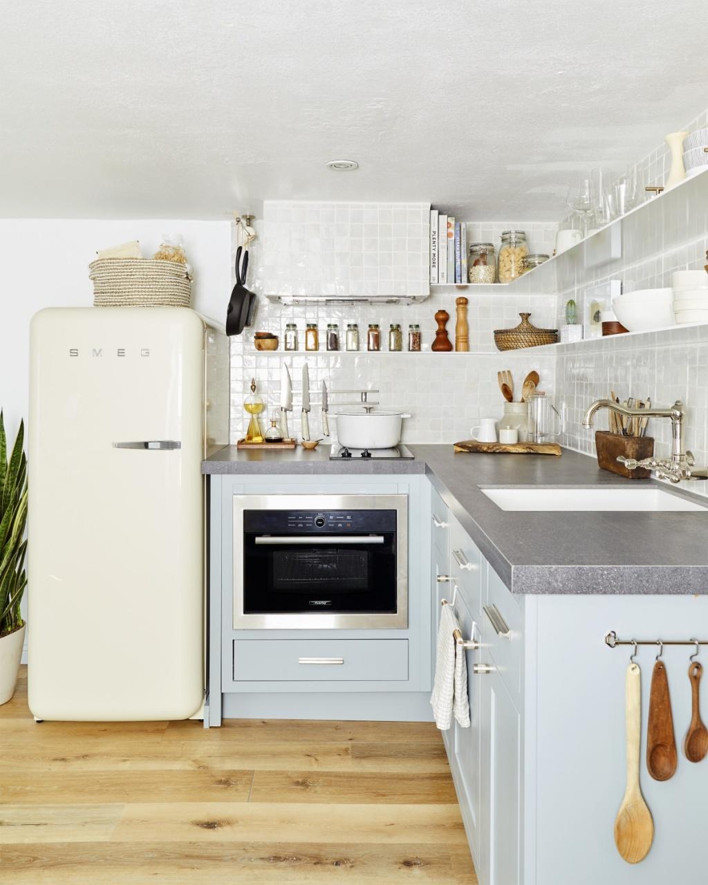 Expansivt DIY köksskåp