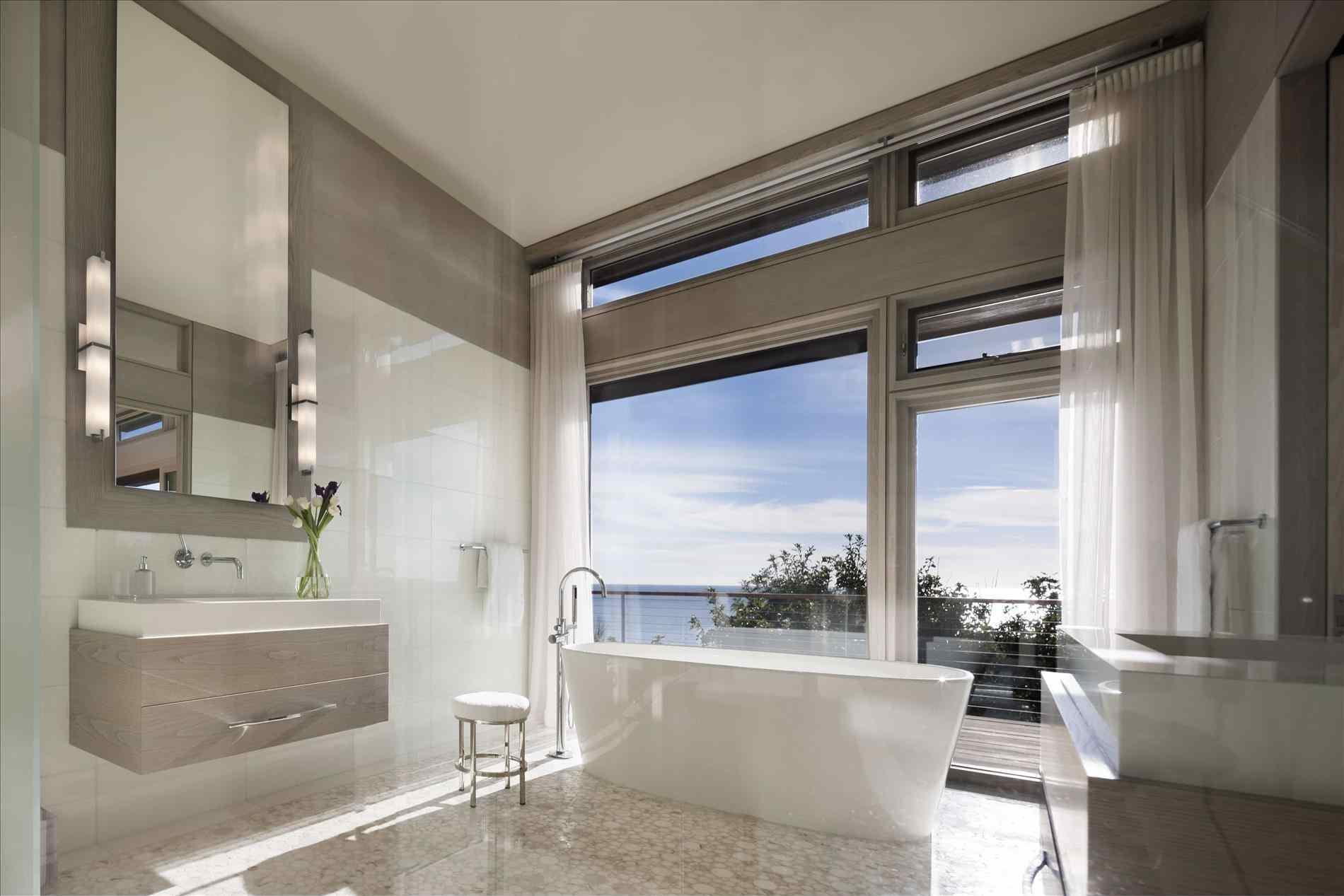 Perfekt ljus badrum