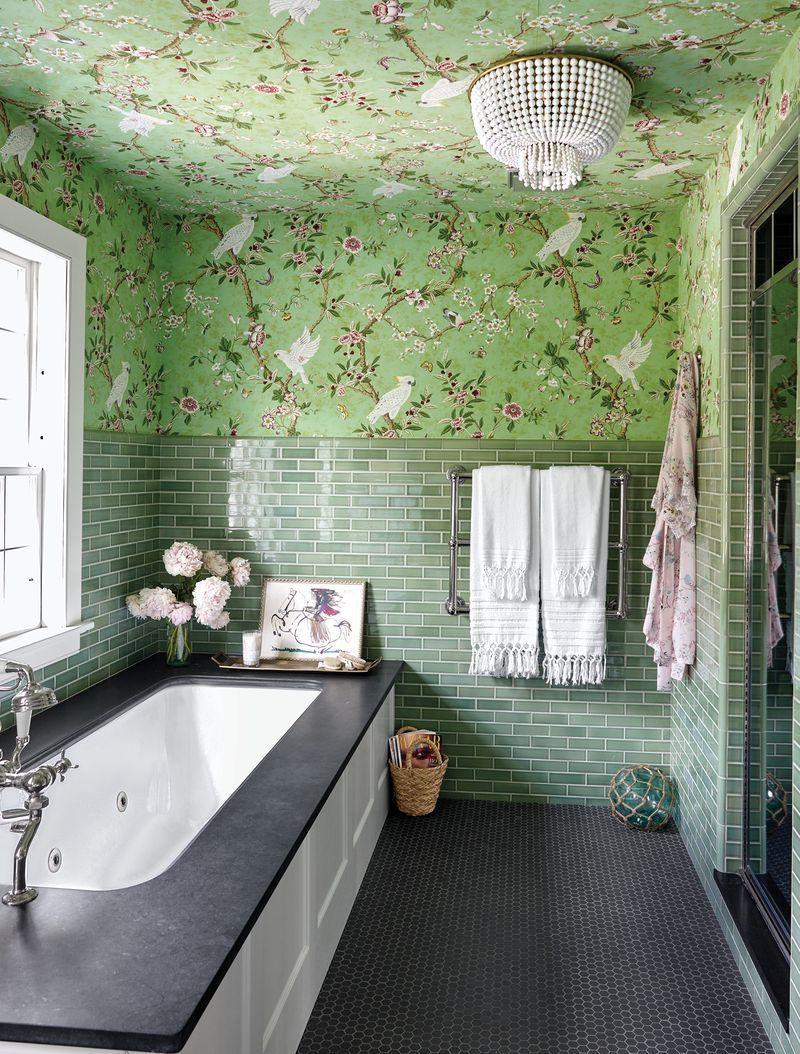 Bekant förvaring av badhanddukar