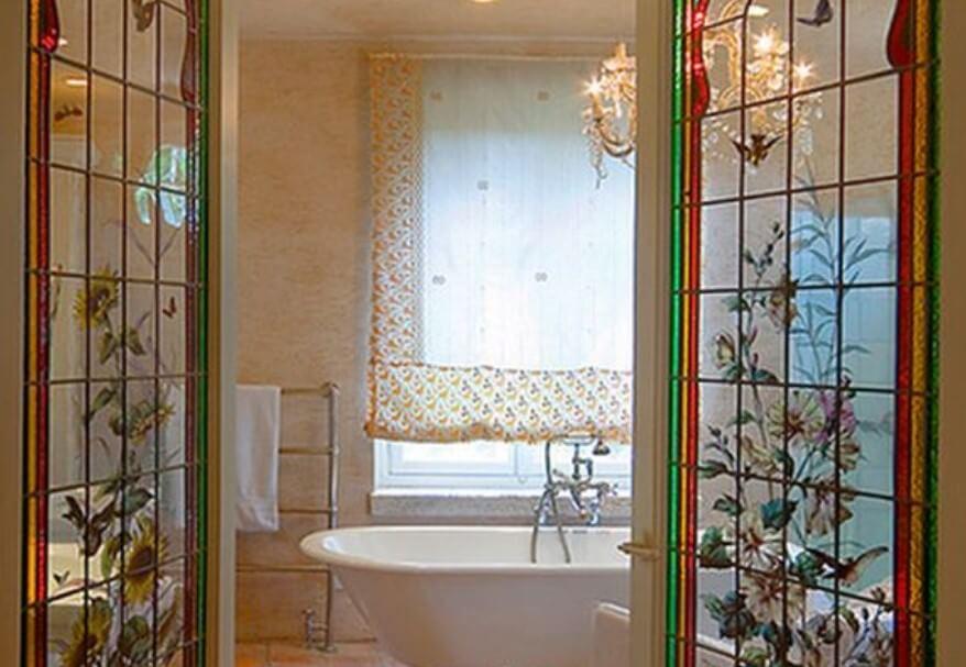 15 badrumsdörrar 2020-idéer (som du någonsin kommer att behöva) 8