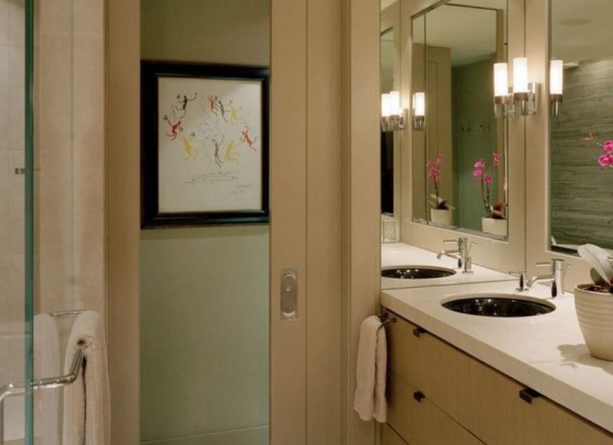 15 badrumsdörrar 2020-idéer (som du någonsin kommer att behöva) 2