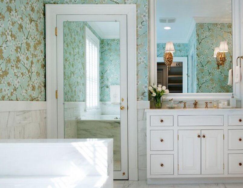15 idéer för badrumsdörrar 2020 (som du någonsin kommer att behöva) 10
