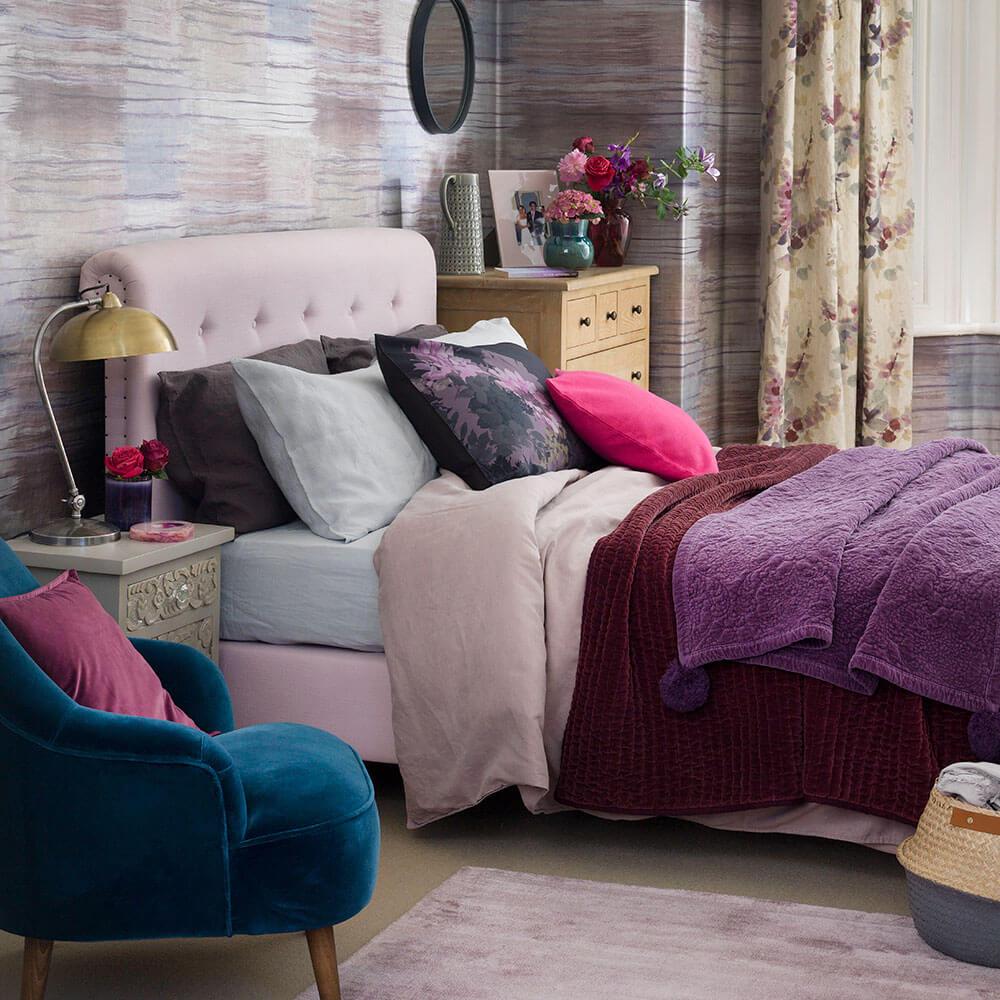 Trevligt sovrum för unga vuxna