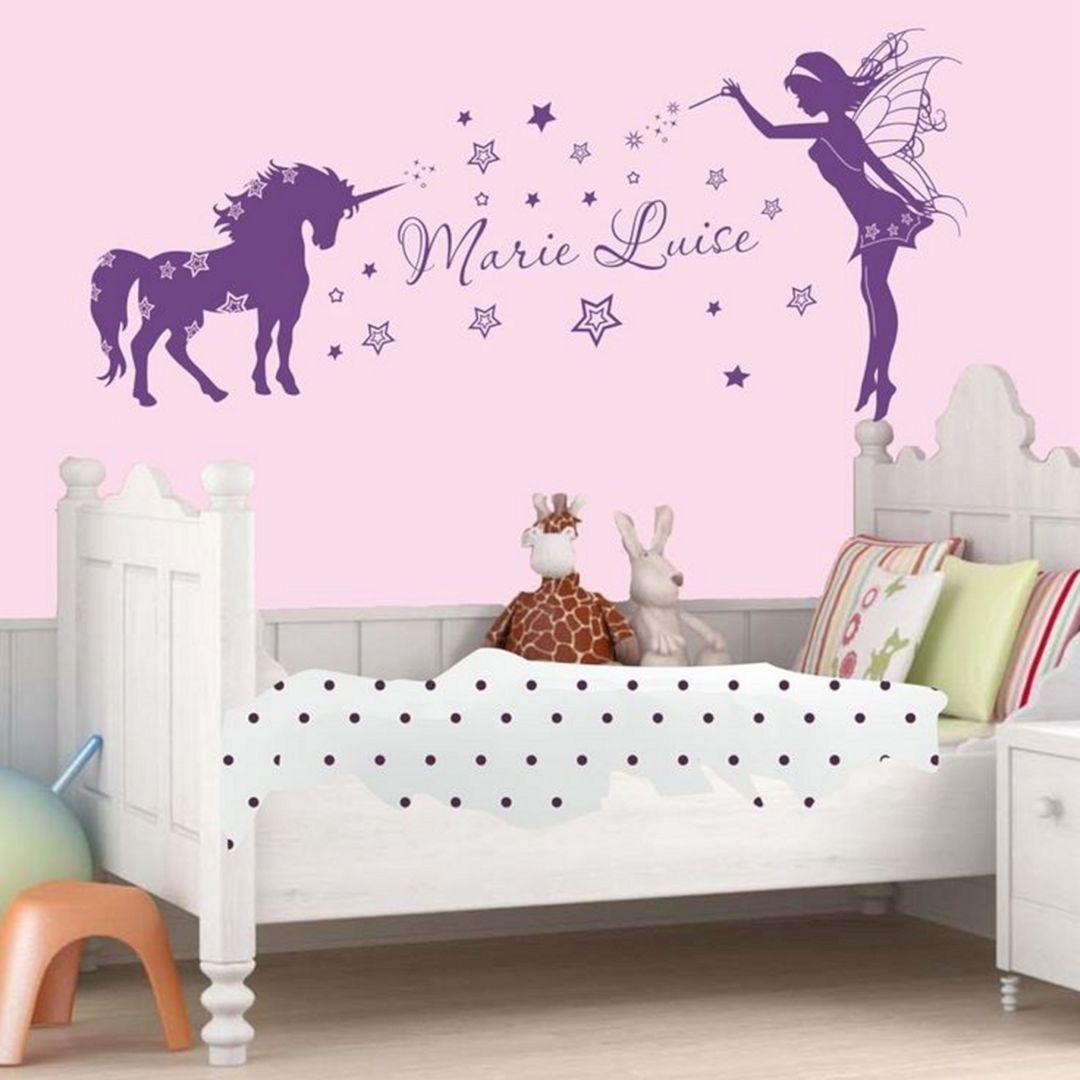 Fancy unicorn sovrum