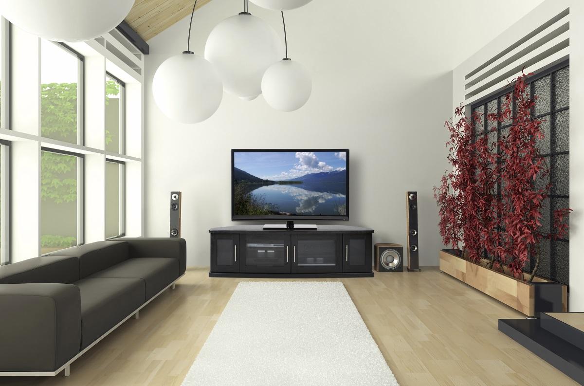 TV via DVD-lagringsidé.  Källa: antiquesl.com