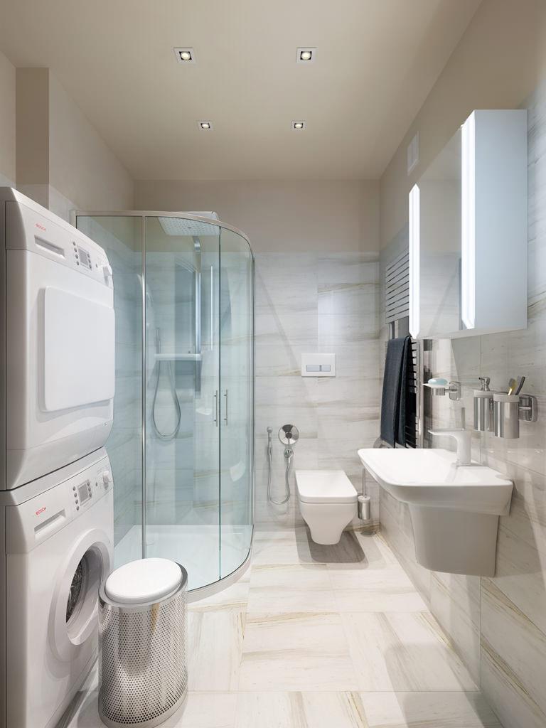 Neutral badrumsuppvärmning