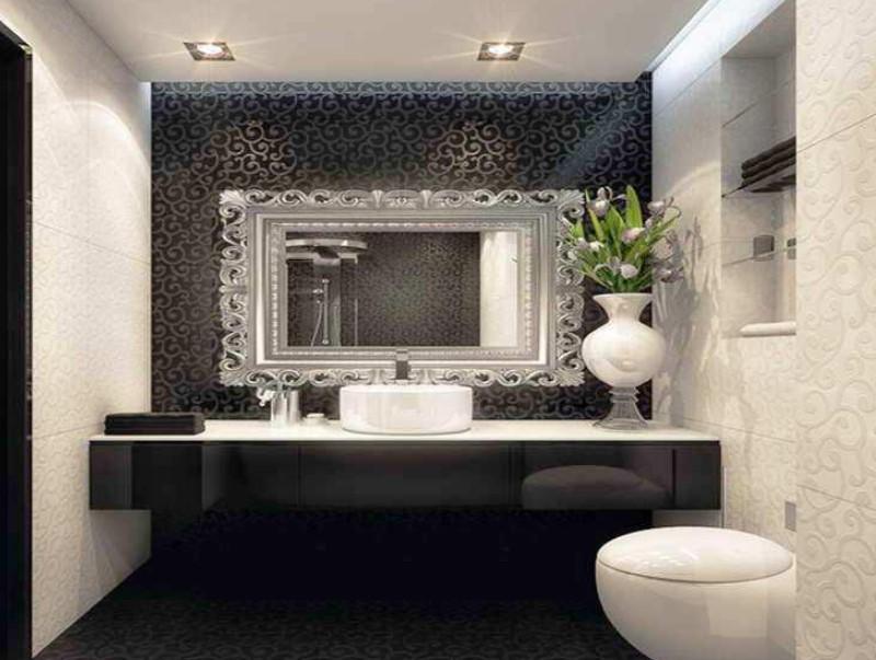 15 idéer för badrumsspegel 2020 (öka ditt badrumsvärde) 5