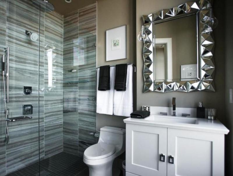 15 idéer för badrumsspegel 2020 (öka ditt badrumsvärde) 1