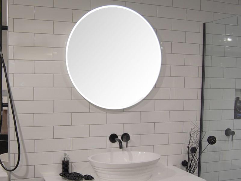 15 idéer för badrumsspegel 2020 (öka ditt badrumsvärde) 6