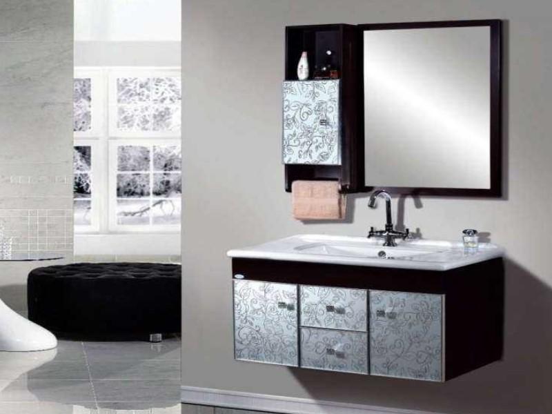 15 idéer för badrumsspegel 2020 (öka ditt badrumsvärde) 8