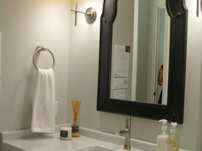 15 idéer för badrumsspegel 2020 (öka ditt badrumsvärde) 13
