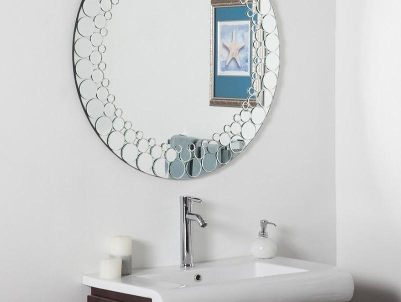 15 idéer för badrumsspegel 2020 (öka ditt badrumsvärde) 14
