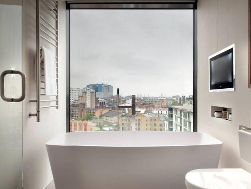 45 idéer för badrumsfönster 2020 (för olika mönster) 2