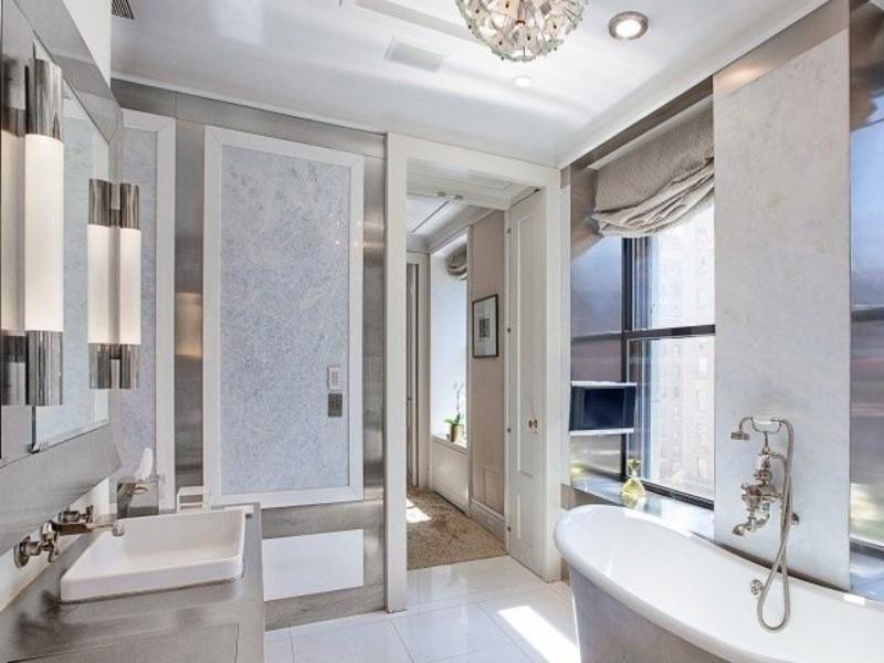 45 idéer för badrumsfönster 2020 (för olika mönster) 12