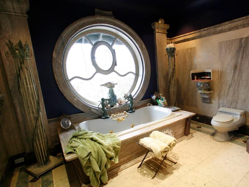 45 idéer för badrumsfönster 2020 (för olika mönster) 3