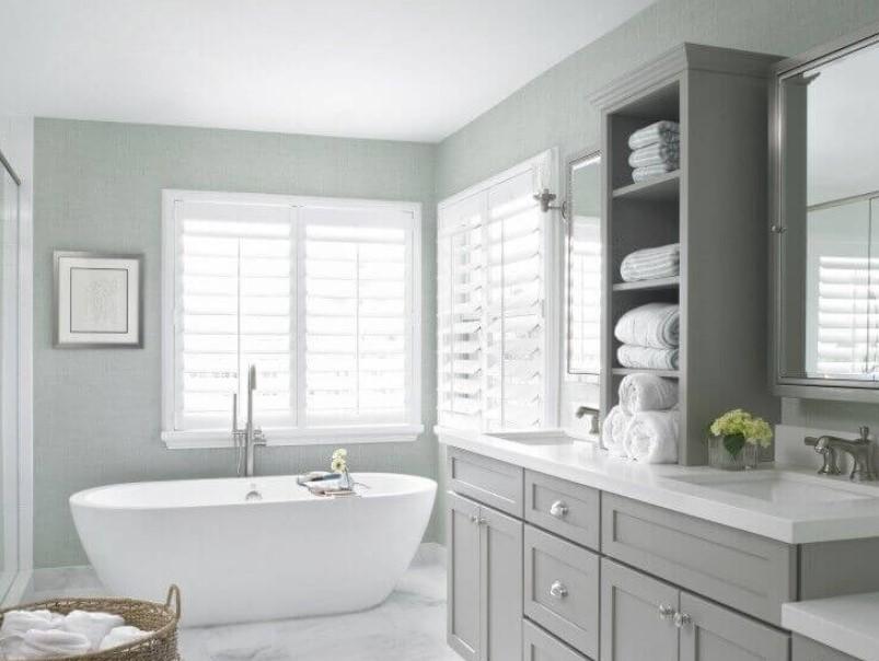 45 idéer för badrumsfönster 2020 (för olika mönster) 1