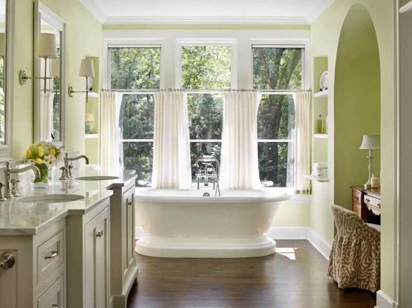 45 idéer för badrumsfönster 2020 (för olika mönster) 9