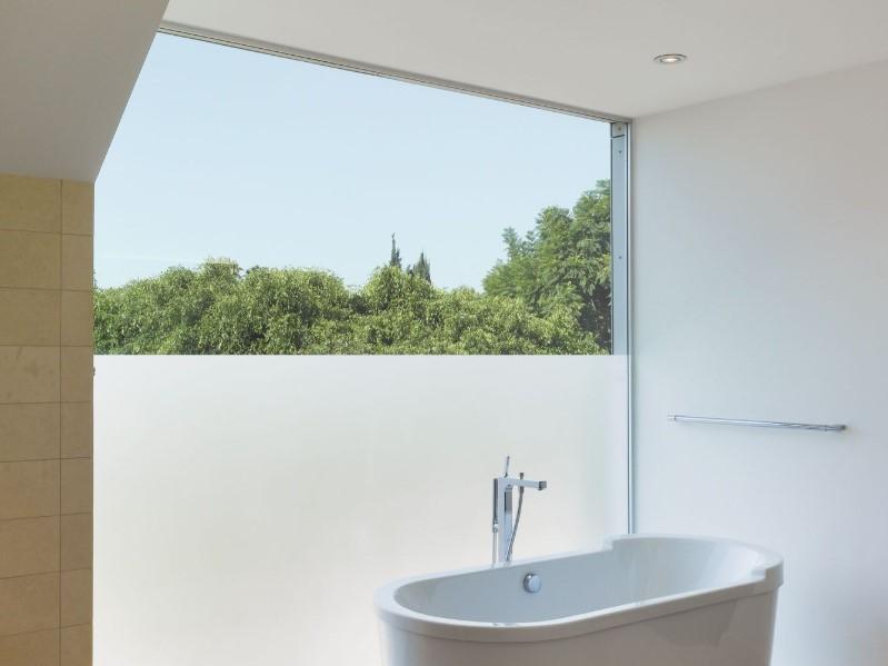 45 idéer för badrumsfönster 2020 (för olika mönster) 7