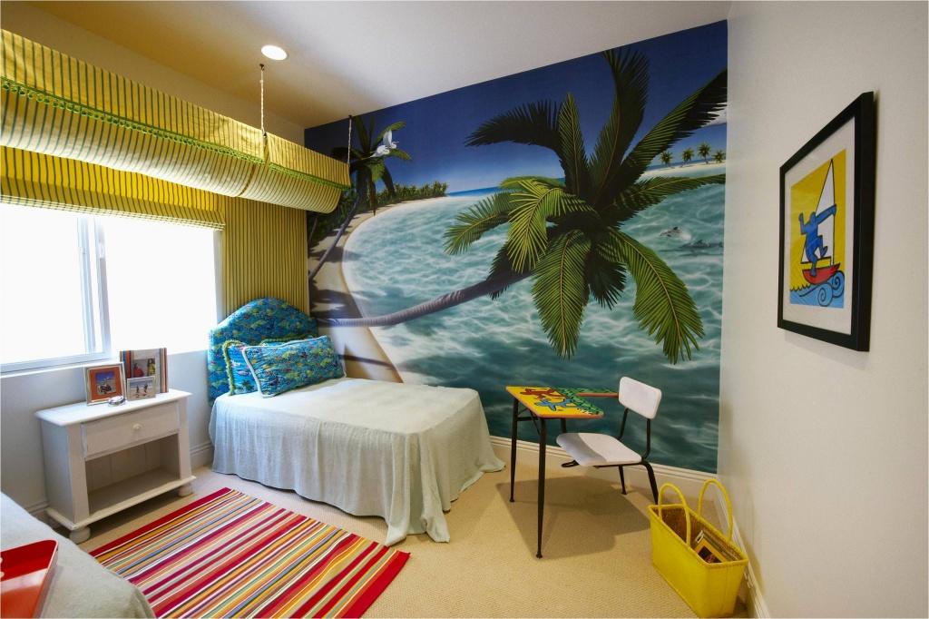 Fantastiskt tropiskt sovrum
