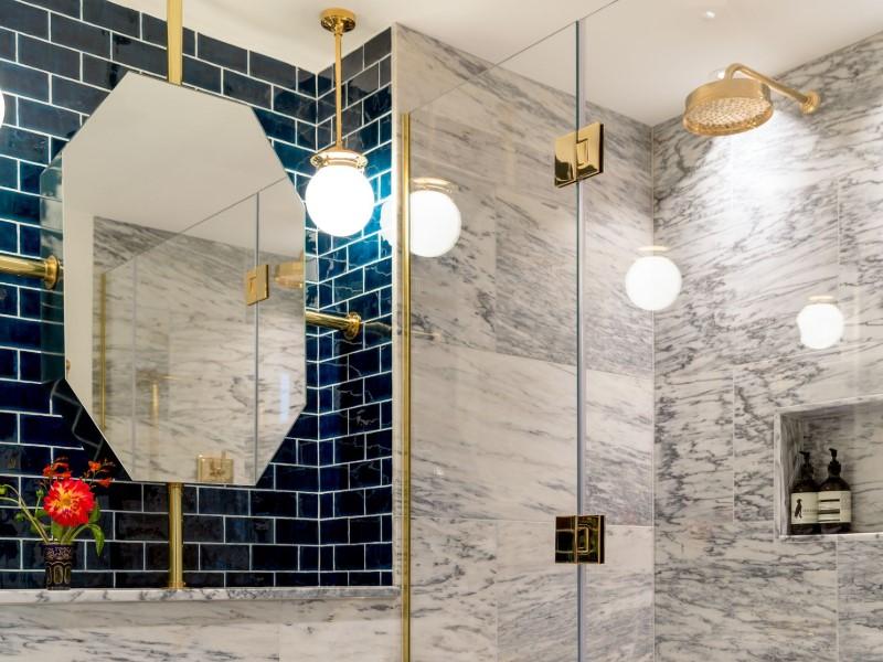 Mount Barlow Style för badrum